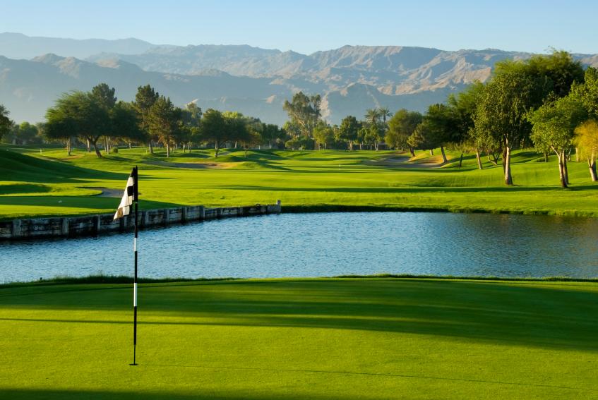 Fractional Resort Golf Course