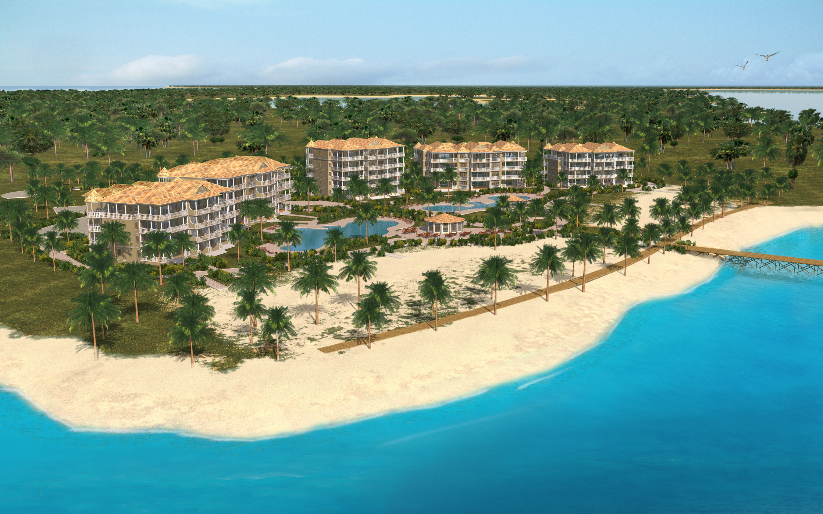 Wyndham grand bay waterford of grand cayman cayman for Waterford grand