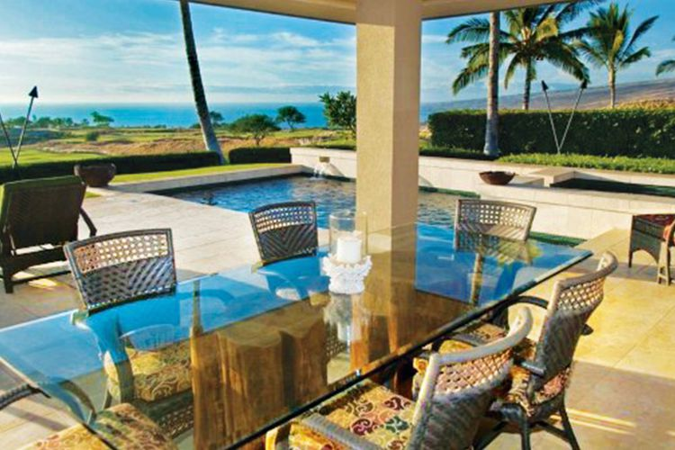 Private Home Mauna Kea Resort Big Island Hawaii
