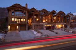 park city townhome