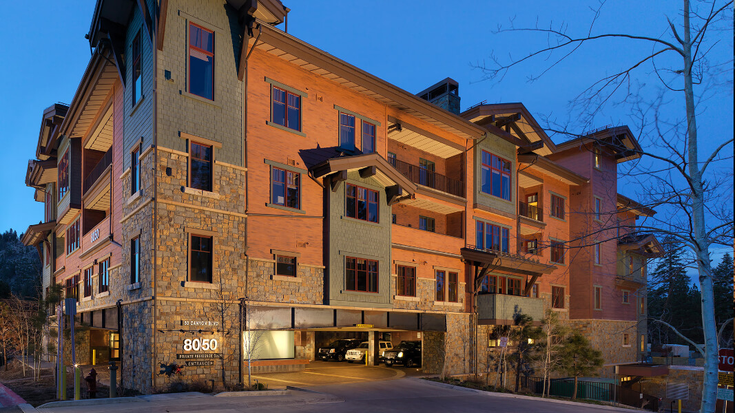 80/50 Private Residence Club – Mammoth, California