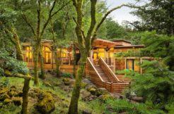Calistoga Lodge Front