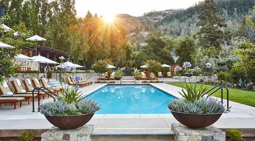 Calistoga-pool
