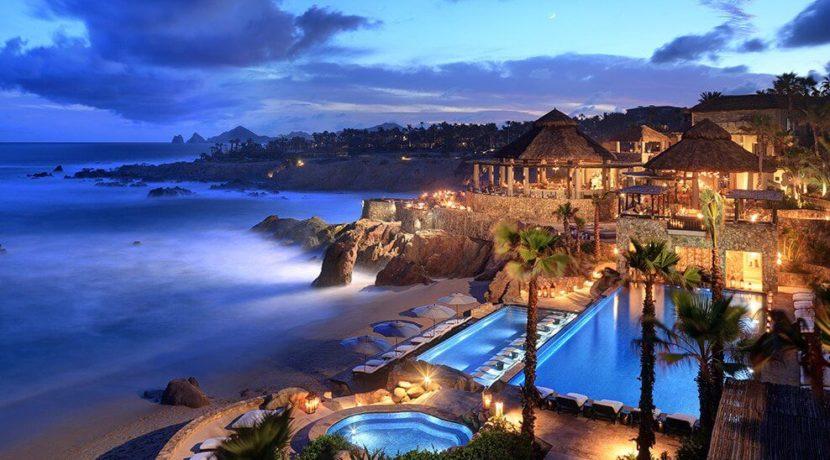 Auberge Resort Esperanza Cabo View