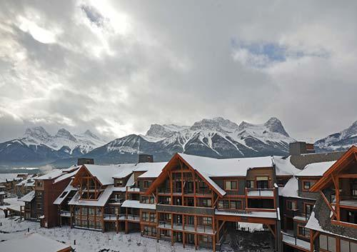 Solara Resort & Spa in Canmore, Alberta, Canada