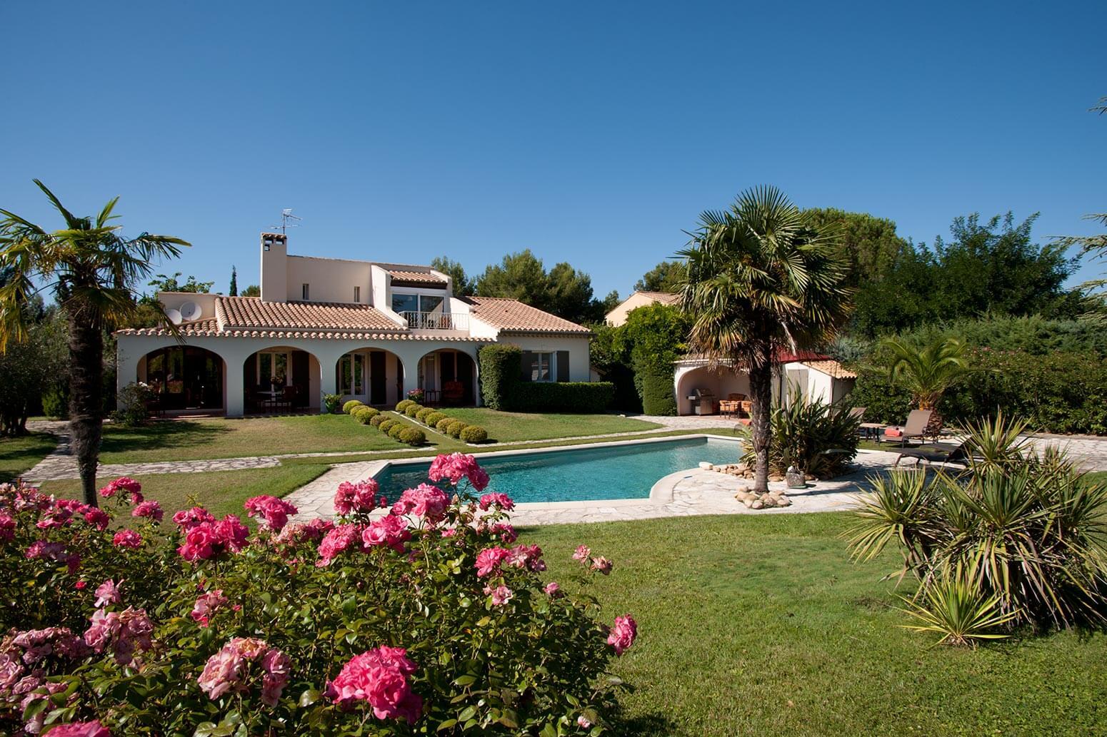 Destination M – St. Remy Provence France Villa