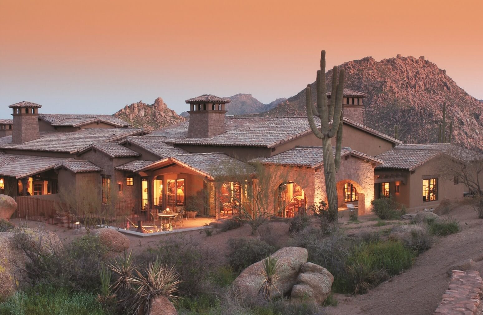 Destination M – Scottsdale Arizona Villa