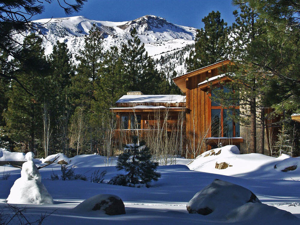 Mammoth, CA-New Construction 1/7th Fractional Home