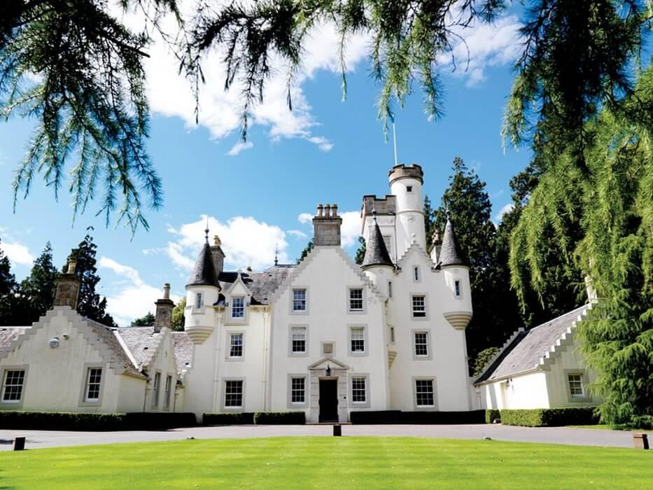Destination M – Pittormie Castle St. Andrews Scotland