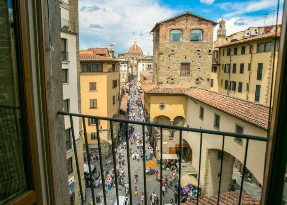 Equity Estates – Florence Italy Apartment