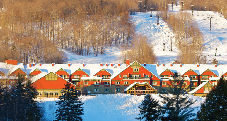 Grand Summit Hotel at Mount Snow – West Dover, Vermont
