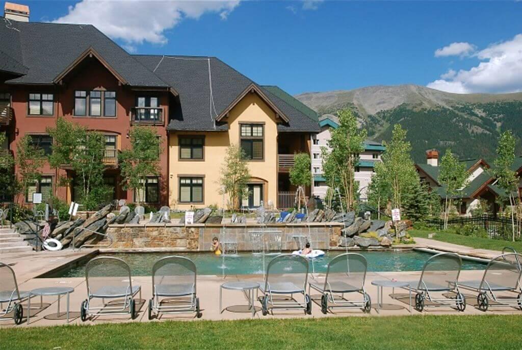 Cirque Condos In Copper Mountain Co Own A Ski Chalet