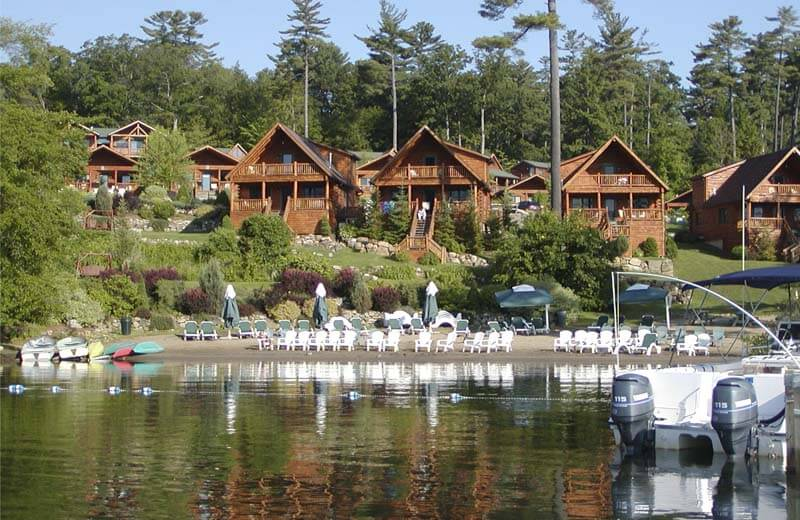 Lodges at Cresthaven – Lake George, New York
