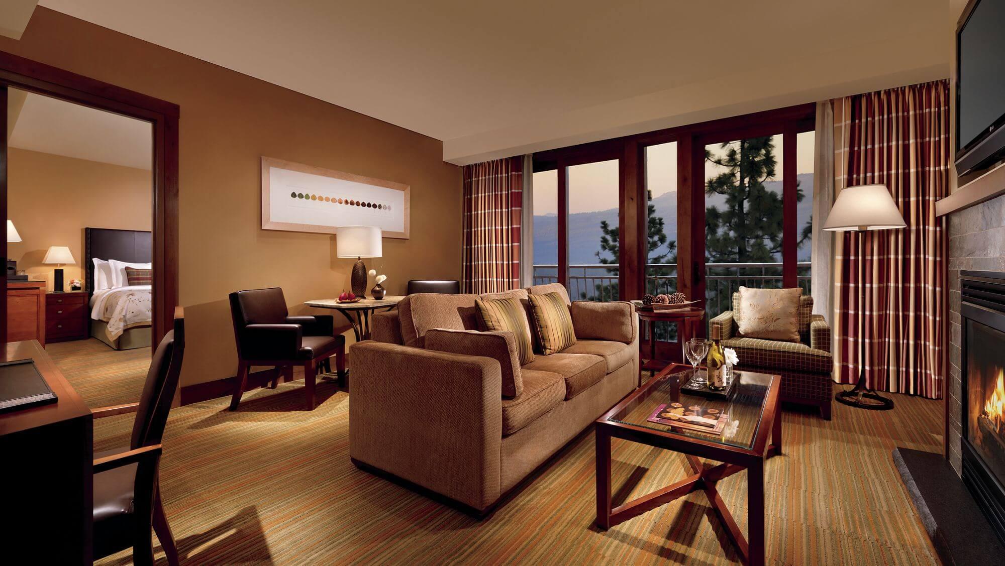 The Ritz Carlton Lake Tahoe About Destination Club Ownership