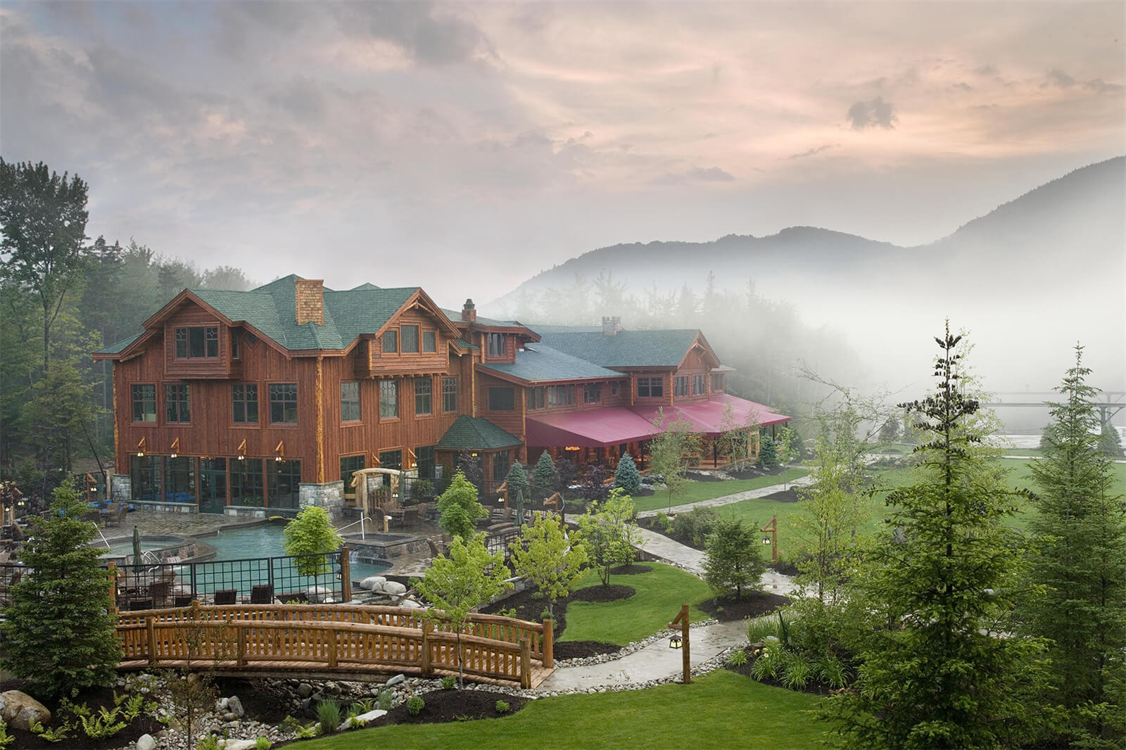 Whiteface Lodge – Lake Placid, New York