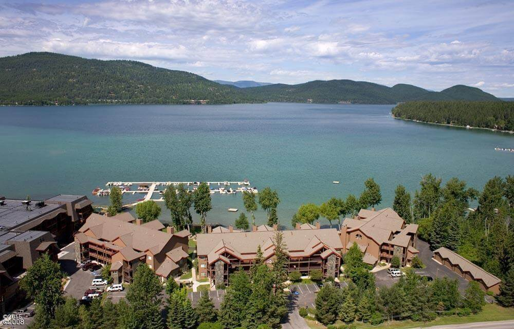 Residence Club at Whitefish Lake, Montana