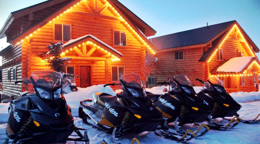 cabins-at-bear-river-fractional-cabin-snowmobiles