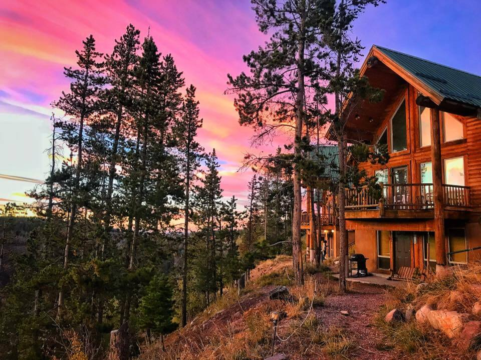 Cabins at Bear River Lodge – Christmas Meadows, Utah