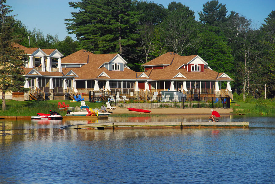 The Cottages at Port Stanton – Port Stanton, Ontario, Canada
