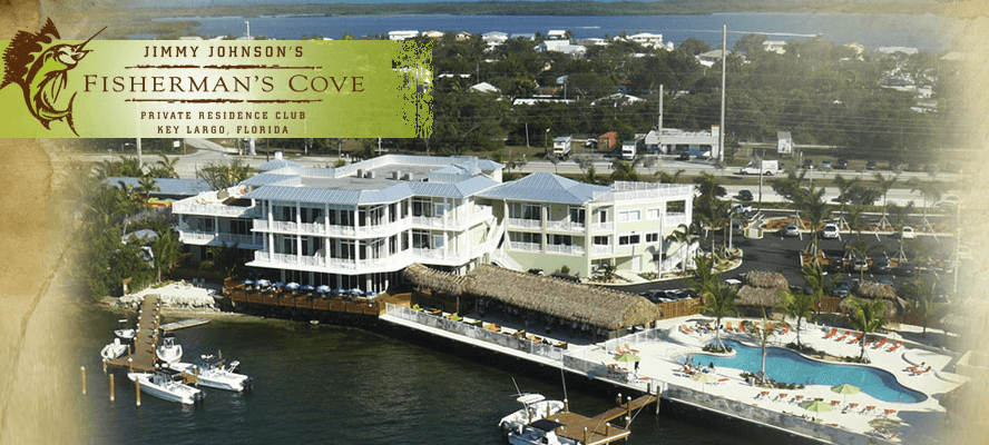 Jimmy Johnson's Fishermans Cove – Key Largo, FL