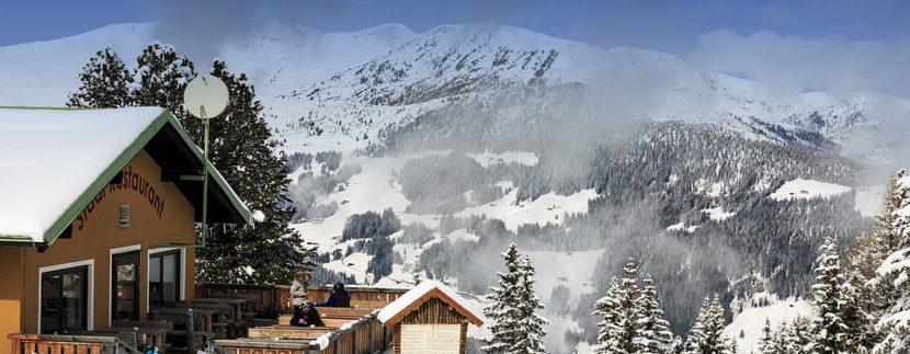 Snow, Winter, Chalet, Mountain, Hut, Resort, Snowy