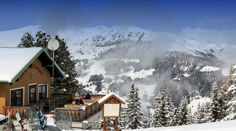 Snow, Winter, Chalet, Mountain, Hut, Resort, Snowy