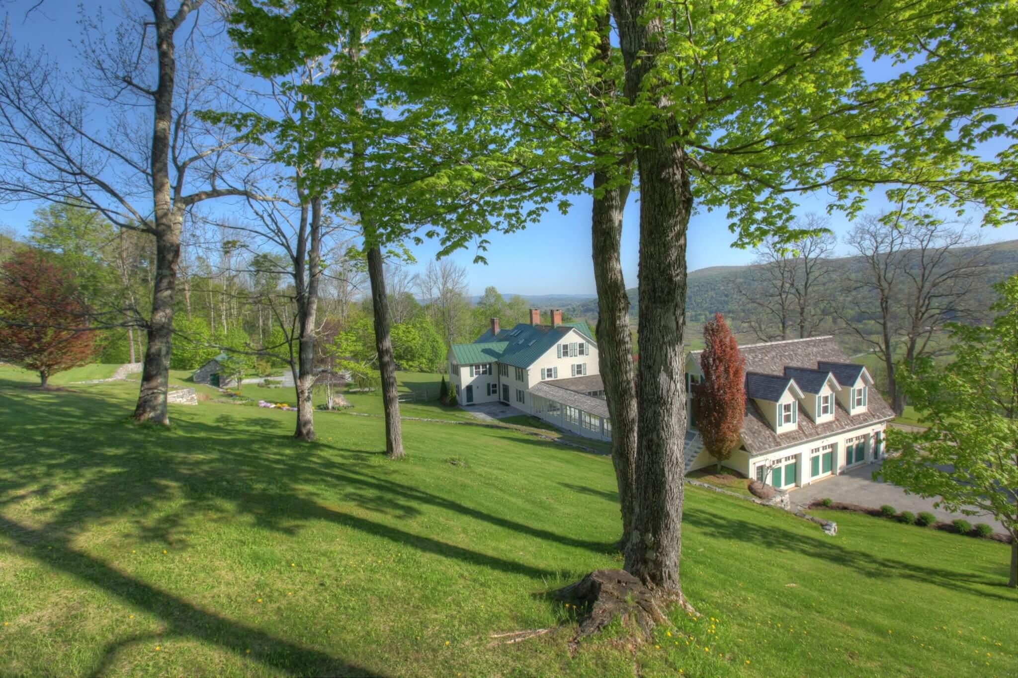 Morningstar 132 Acre Estate – Berkshires of Massachusetts