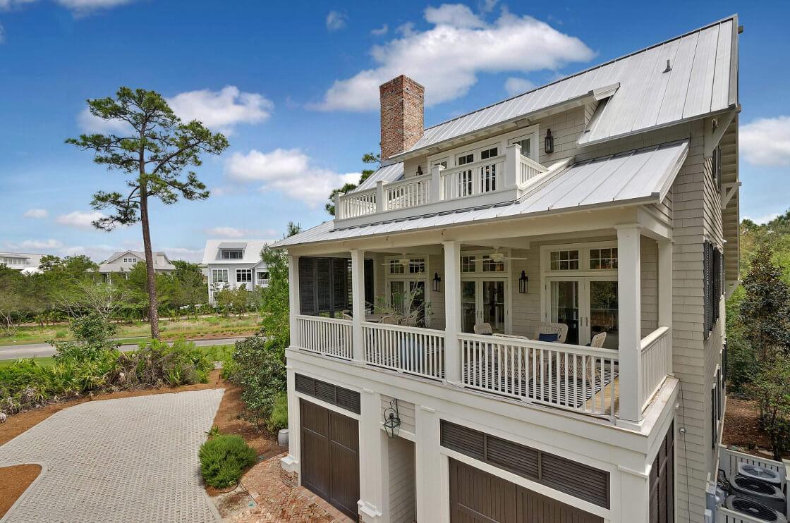 Watercolor, Six Bedroom Estate – Santa Rosa Beach, FL