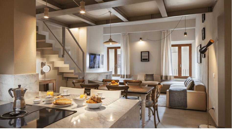 Equity Residences:  Siena, Italy Luxury Penthouse