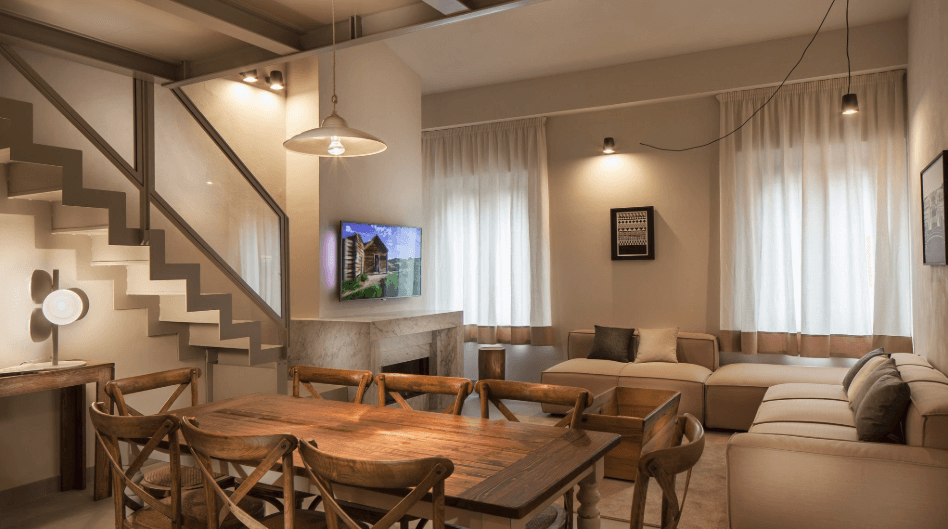 remodeled siena italy apartment