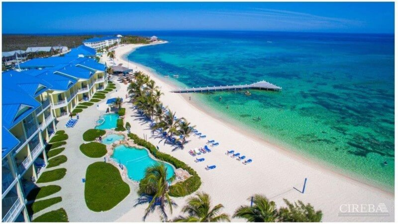 Castaway Coves and Compass Point – Grand Cayman, Cayman Islands