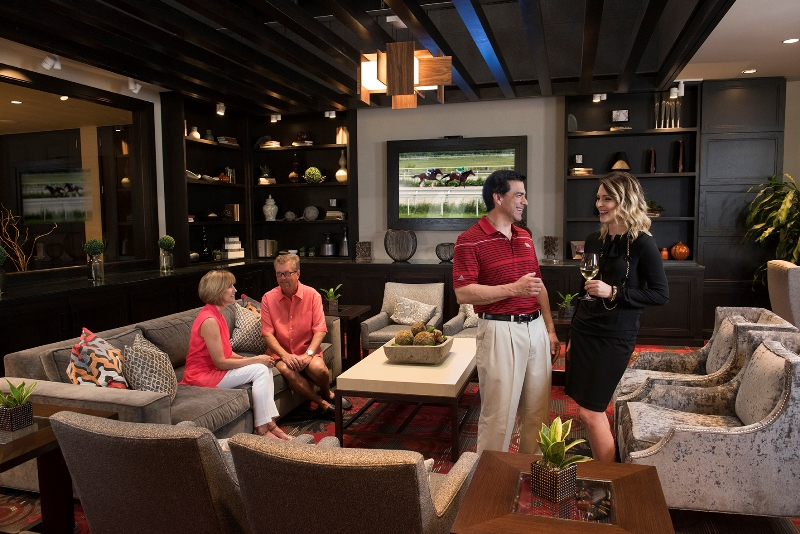 social club at pga west residences