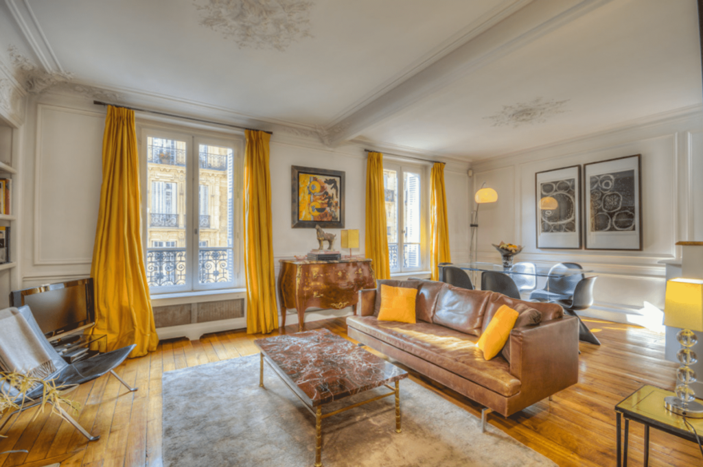 paris fractional apartment