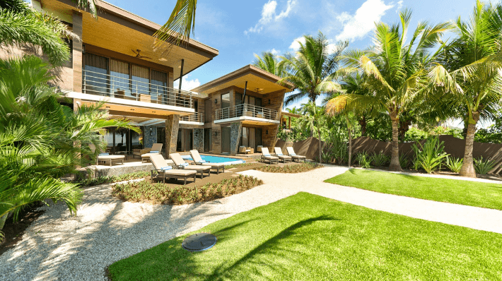 Equity Residences:  Costa Rica Beach Home