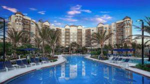 a condo hotel in Orlando, FL