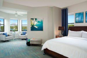 condo hotel room