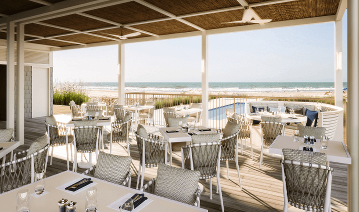 kiawah resort dining