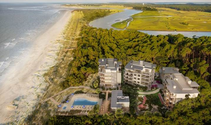 kiawah resort top view