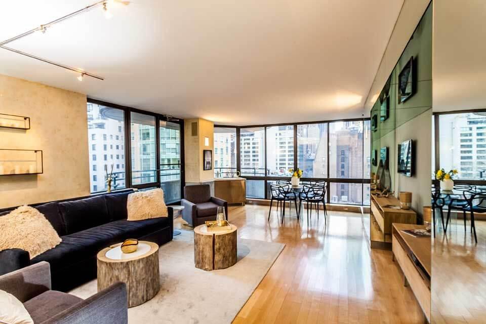 New York City, NY – Midtown Manhattan Apartment