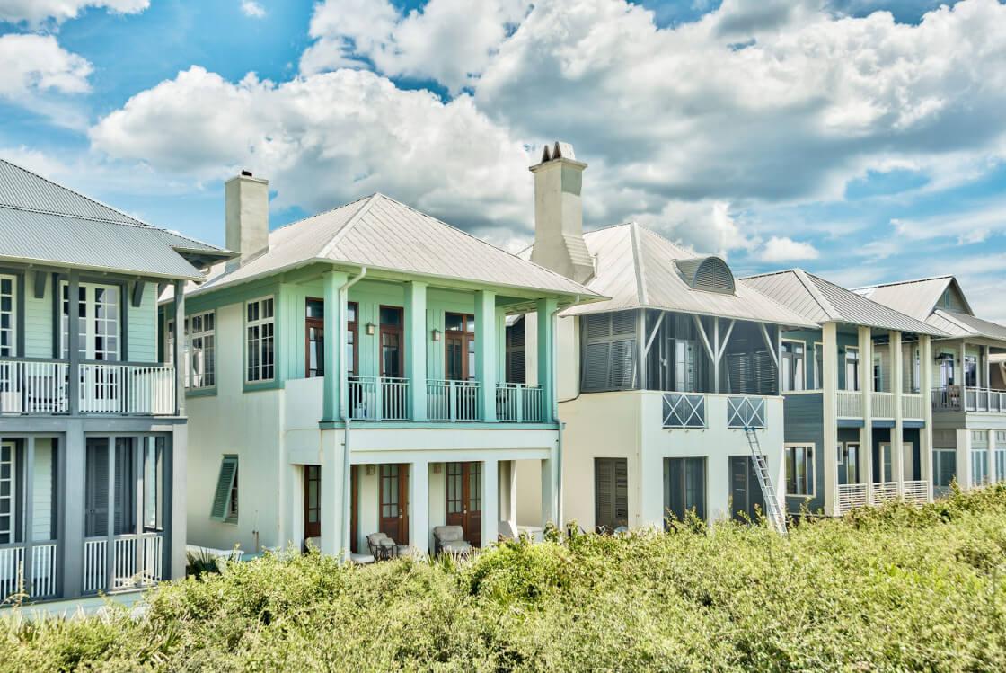 Rosemary Beach, FL – Beachfront, $3.9M Luxury Home
