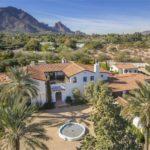 Scottsdale, AZ – Spanish Colonial 8,300 sq ft Fractional