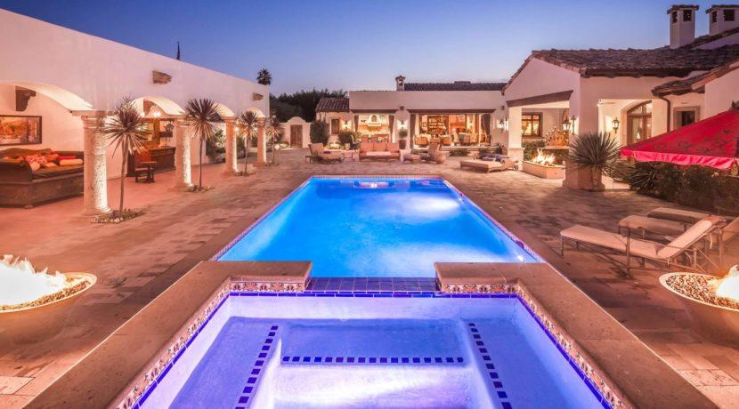 rancho-santa-fe-fractional-pool-night