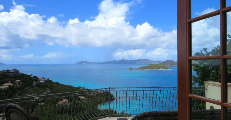 St. John, USVI – Private Mansion with Endless Views