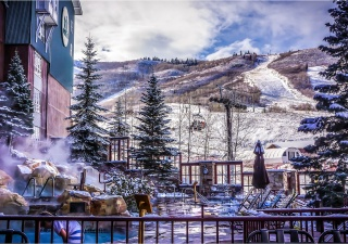 interval international exchange resort in Park City