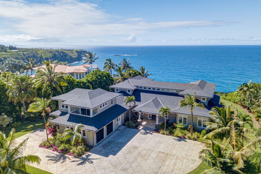 Maui, HI-$4.5 Million Fractional 'Road to Hana' Home