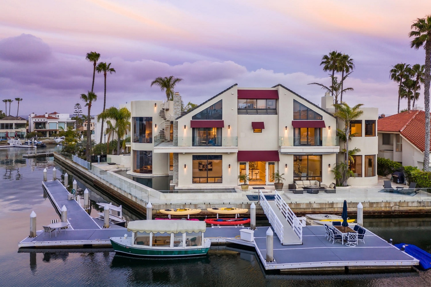 Coronado Bay, CA – 8,200 Sq. Ft. On The Bay Fractional