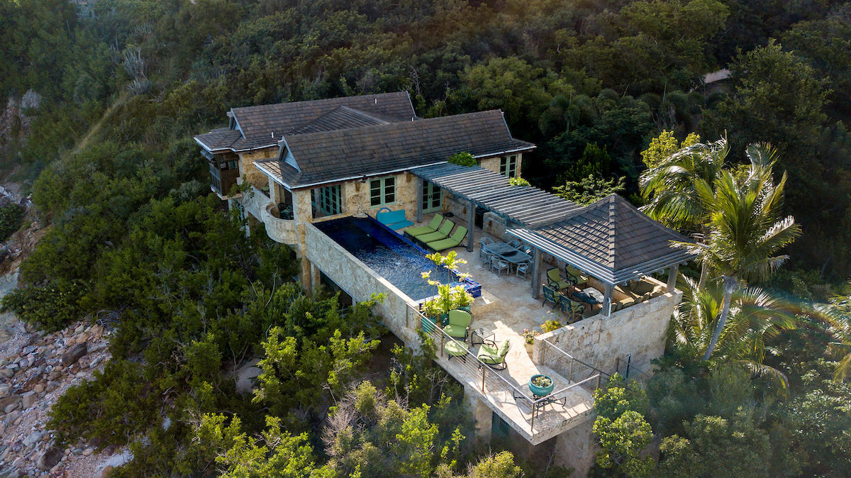 Equity Residences:  4BR Beach Garden Villa, St. John USVI