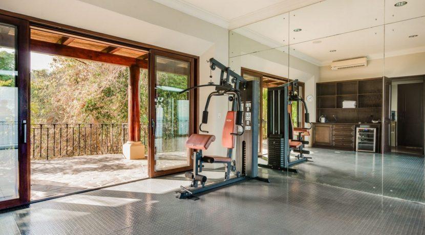 Villa-Paraiso-Gym